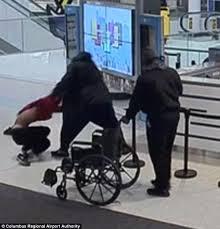 Slamming Head On Desk Elf Star Faizon Love Arrested Over Ohio Airport Assault Daily