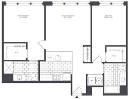 The Jeffersons Apartment Floor Plan 1100 Jefferson St Hoboken Nj 07030 Realtor Com