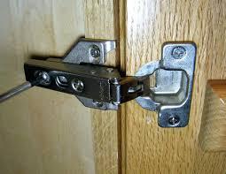 installing hidden cabinet hinges 9508