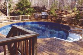 freedom above ground swimming pool pictures medallion pools