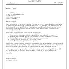 good resume cover letter samples professional for how to make a