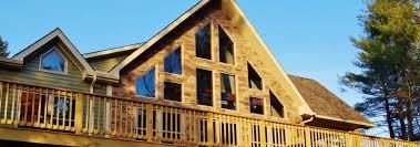 Rental Homes Near Me by Poconos Cabin Rentals Pocono Mountain Rentals