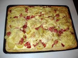 cuisiner du jambon blanc recette de pizza aux pommes de terre jambon blanc et fromage à