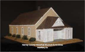 santa fe railroad depot archives harvey county historical society