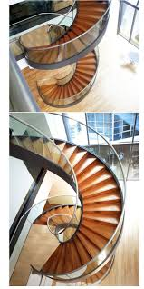 perfessional stair structural design of small houses spiral