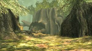 Twilight Princess Map Faron Woods Zeldapedia Fandom Powered By Wikia