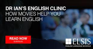 dr ian u0027s english clinic movies help you learn english
