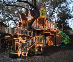 christmas light etc landscape traditional with artificial