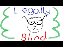 How To Interact With Blind People Legally Blind 12 Interacting With People Youtube