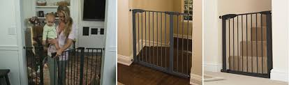 Baby Gate For Bottom Of Stairs Banisters Best Baby Gates To Protect Your Kids