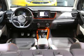 suv toyota inside stonic boom new kia stonic joins the compact crossover club by