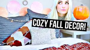 how to make your room cozy for fall aspyn ovard youtube