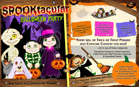 halloween party fun active fun spooktacular halloween party lally u0027s reflections