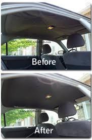 How To Fix Car Upholstery Roof Atlanta Headliner Repair Cloth Suede Vinyl Headliner Repair