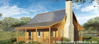 country cabin floor plans hill country classics home plans