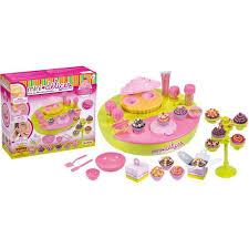 jeux de cuisine de cupcake lansay mini délices atelier cupcake achat vente cuisine