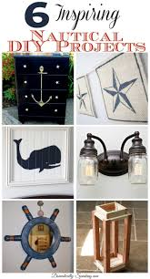 Nautical Decorations For The Home by 6 Nautical Diy And Decor Ideas