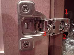 cabinet hinge adjustment the best cabinet site adjusting kitchen cabinets hinges