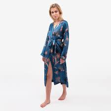 robe de chambre femme coton déshabillé peignoir et robe de chambre laurence tavernier