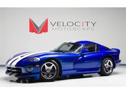 Dodge Viper Gts - 1997 dodge viper gts for sale in nashville tn stock d301643c