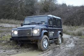 land rover defender 90 lifted electric land rover defender concept photos and details