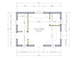 small cabin plans 16 x 24 corglife
