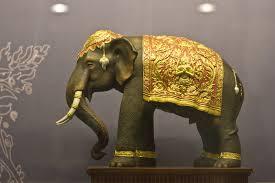 miniature elephant figurine by scorpini stock on deviantart