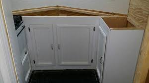 v nose enclosed trailer cabinets teardrops n tiny travel trailers view topic 7 18 v nose cargo