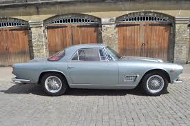 maserati 350s 1963 maserati 3500 gti superleggera by touring coys of kensington