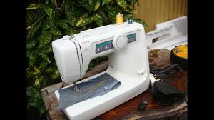 toyota home toyota electric sewing machine model rs2000 see video below