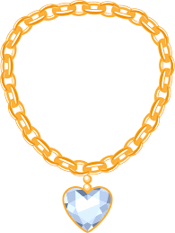 ring charms necklace images Chain gold necklace charms pendants jewellery diamond ring png