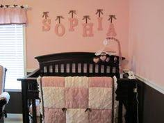 Brown And Pink Crib Bedding Brown Pink Set This Set Includes The Bumper Blanket And Crib