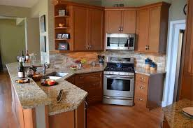 corner kitchen cabinet sink gold interior design