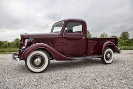 Vintage Ford Pickup Truck - 1936 ford 1 2 ton fast lane classic cars