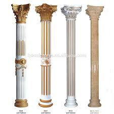 Decorative Concrete Pillars 30 Years Factory Directly Supplied Decorative Concrete Columns