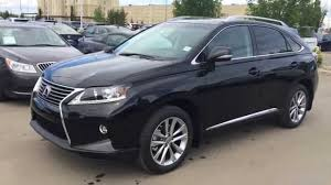 lexus rx hybrid 2015 2015 lexus rx 450h hybrid awd sportdesign edition review black
