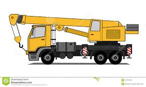 crane truck stock photography image 26090612