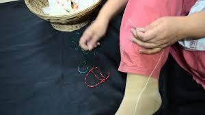 how to make sankranti halwa dagine sugar ornaments jewellry