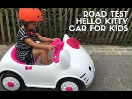 kitty car kids review