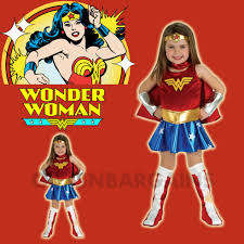 wonder woman halloween costume wonder woman costume child superhero dress cape belt boot