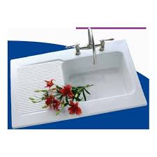 Villeroy  Boch Provence Single Bowl And Drainer Mm X Mm - Ceramic kitchen sink