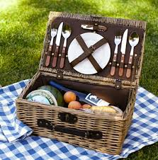 picnic basket for 2 what to bring to a picnic essential foods baskets coolers more