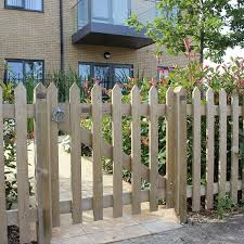 Front Garden Fence Ideas Garden Ready For Winter Jacksons Fencing