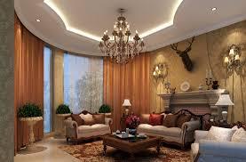 fresh living room pop ceiling designs design decorating classy