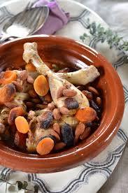 recette de cuisine au four tajine au four poulet abricot et amande recette tangerine zest