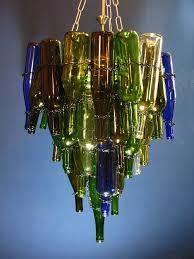 Wine Bottle Chandeliers Eco1start Wine Bottle Chandelier