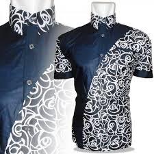 desain baju batik pria 2014 50 koleksi desain baju batik pria kombinasi yang sedang ramai