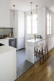 apartment therapy small kitchen this chic paris apartment is a perfect mix of old new paris