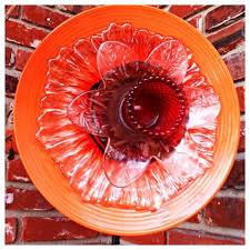 Glass Garden Decor 124 Best Glass Yard Art Images On Pinterest Glass Garden Art