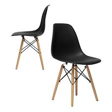 chelsea dsw dsr eames replica molded plastic chairs